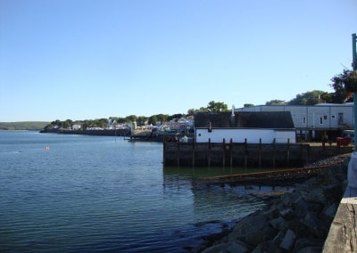 Digby NS Water Front