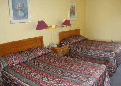 Standard Room 2 Double Beds
